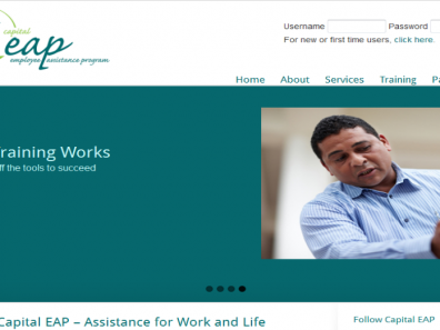 Capital EAP Website