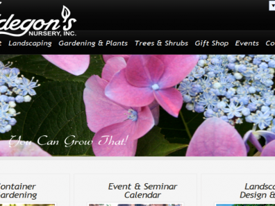 Faddegon's Nursery Website