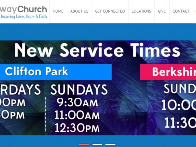 Northway Church Website