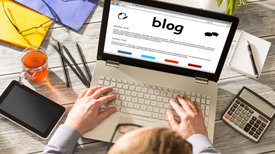 JC Sweet and Co-Blogging for Business