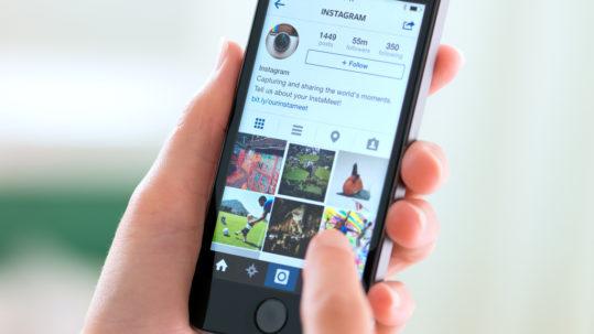 Instagrams Shadowban - JC Sweet & Co.