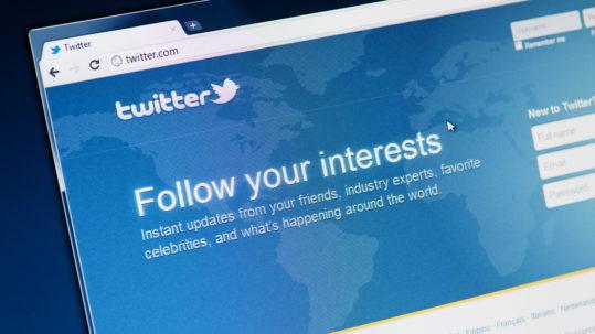 Twitter Follower Count - JC Sweet & Co., Web Design, Social Media, Saratoga, Albany, NY