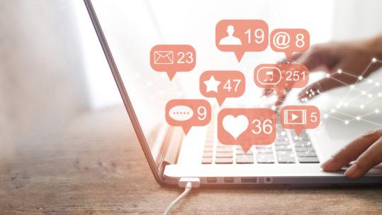 Social Media Engagement - JC Sweet & Co., Web Design, Social Media, Saratoga, NY