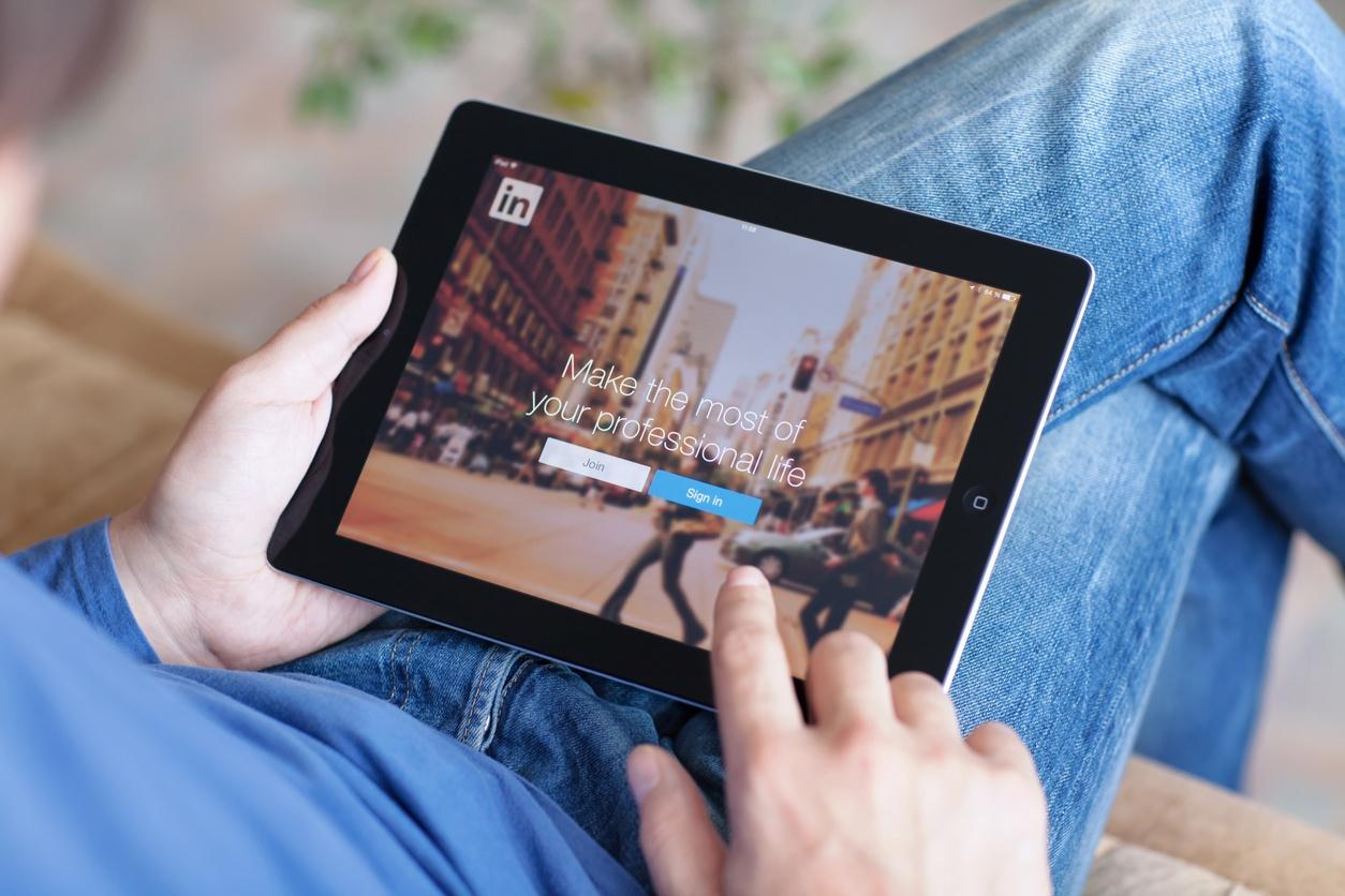 LinkedIn - JC Sweet & Co, Web Design, Social Media, Saratoga, NY